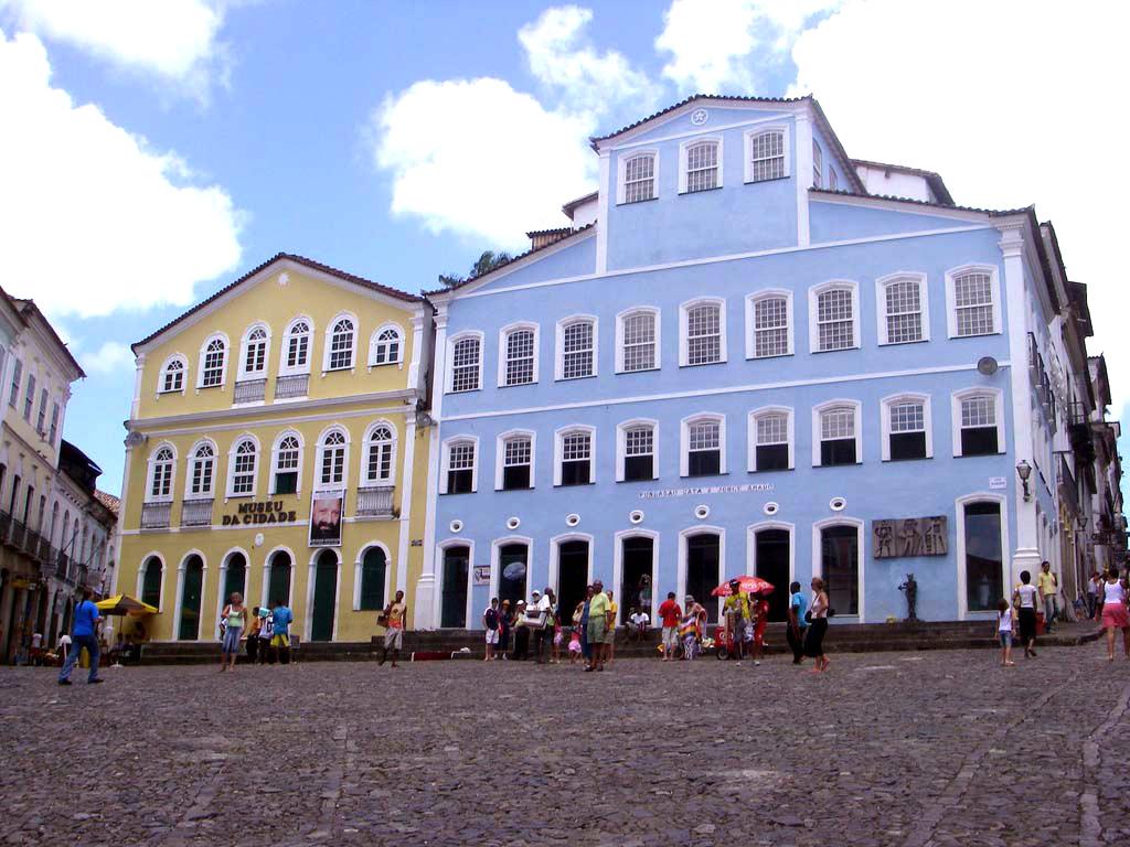 Fundação Casa de Jorge Amado no Pelourinho
