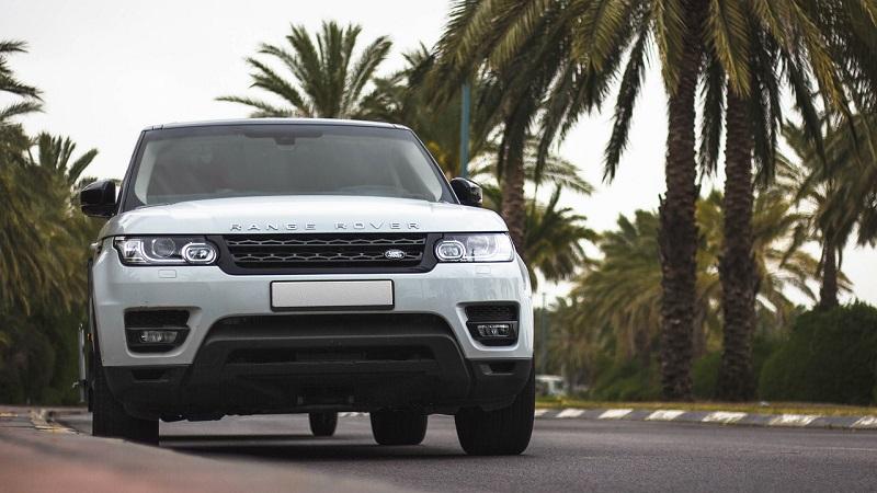 Carro Range Rover para alugar