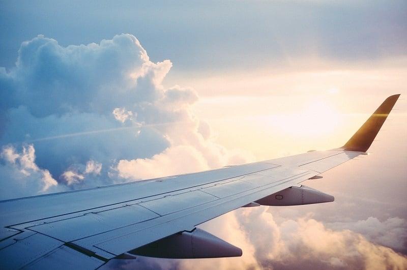 Avião na Bahia