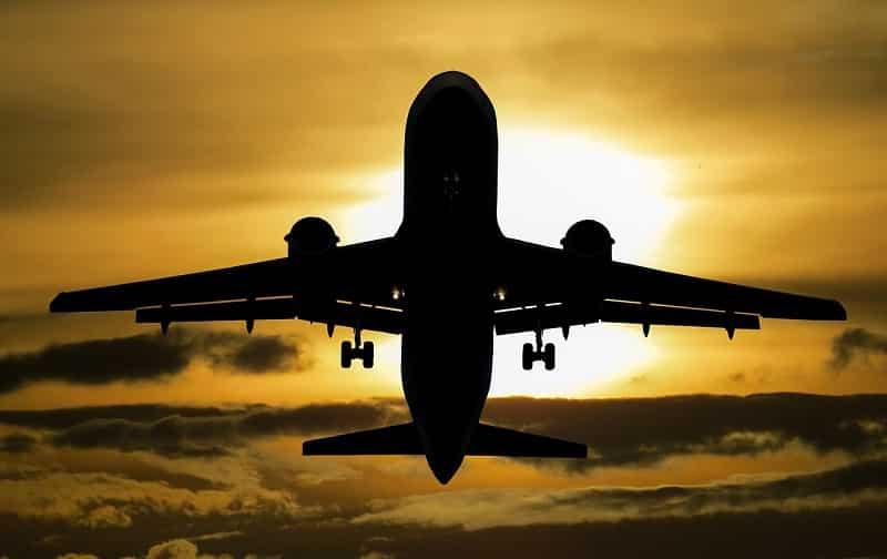 Avião para Salvador