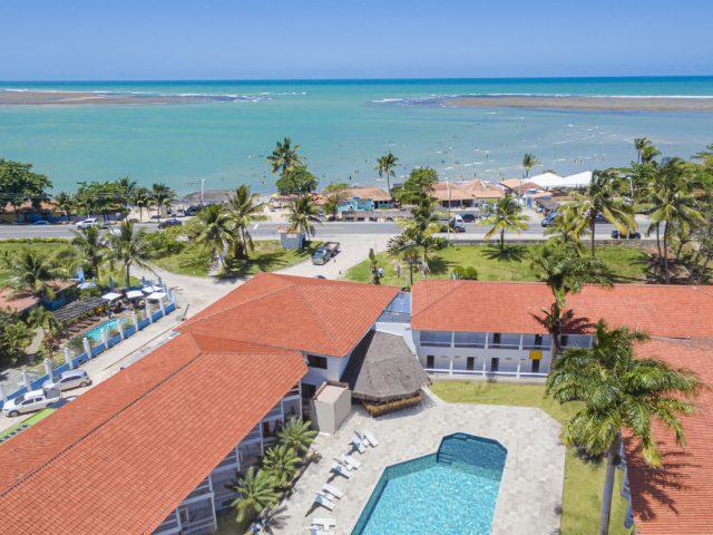 Hotéis em Porto Seguro perto da praia