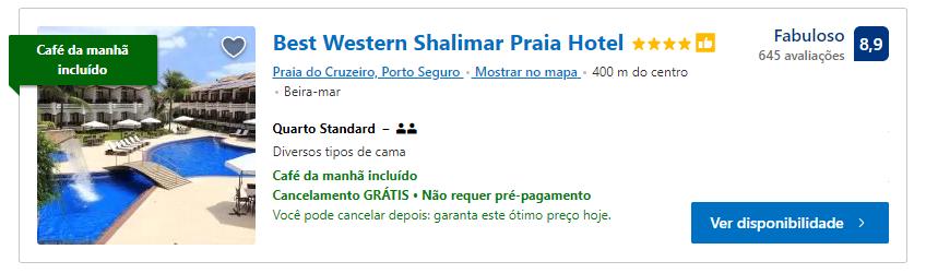 Hotel em Porto Seguro
