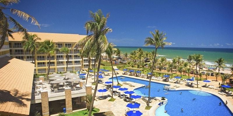 Hotel na praia em Salvador