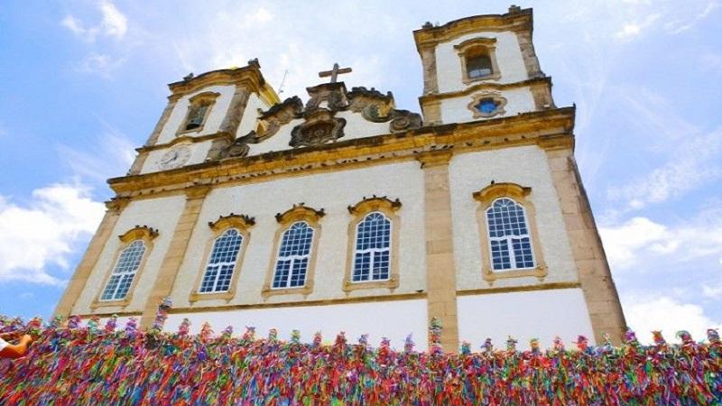 Pontos turísticos de Salvador na Bahia