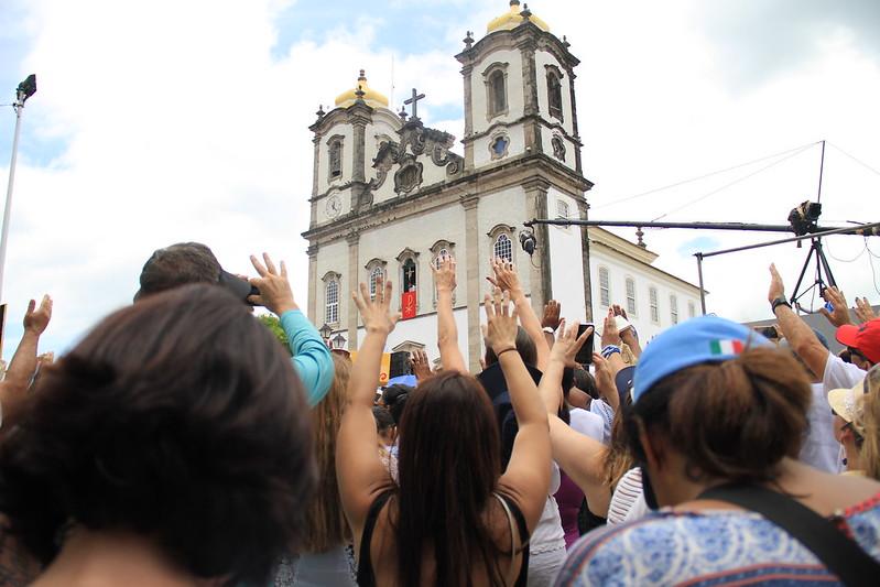 Igreja do Bonfim em Salvador