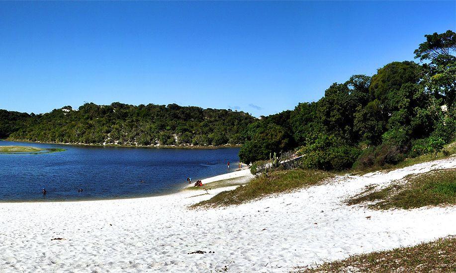Lagoa do Abaeté em Salvador