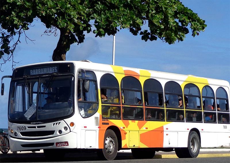 Ônibus em Porto Seguro