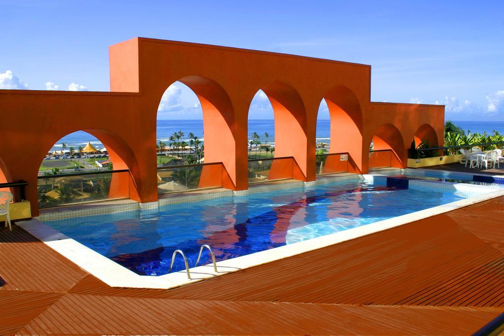 Piscina de hotel em Salvador