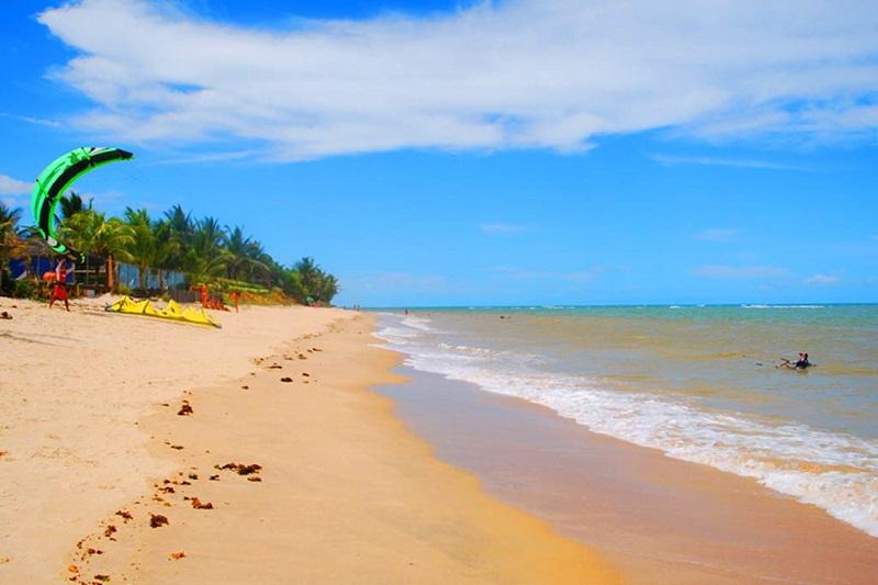 Praia de Araçaípe