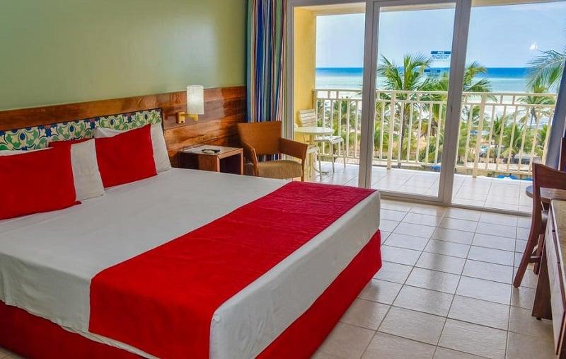 Quarto do Gran Hotel Stella Maris Urban Resort & Conventions