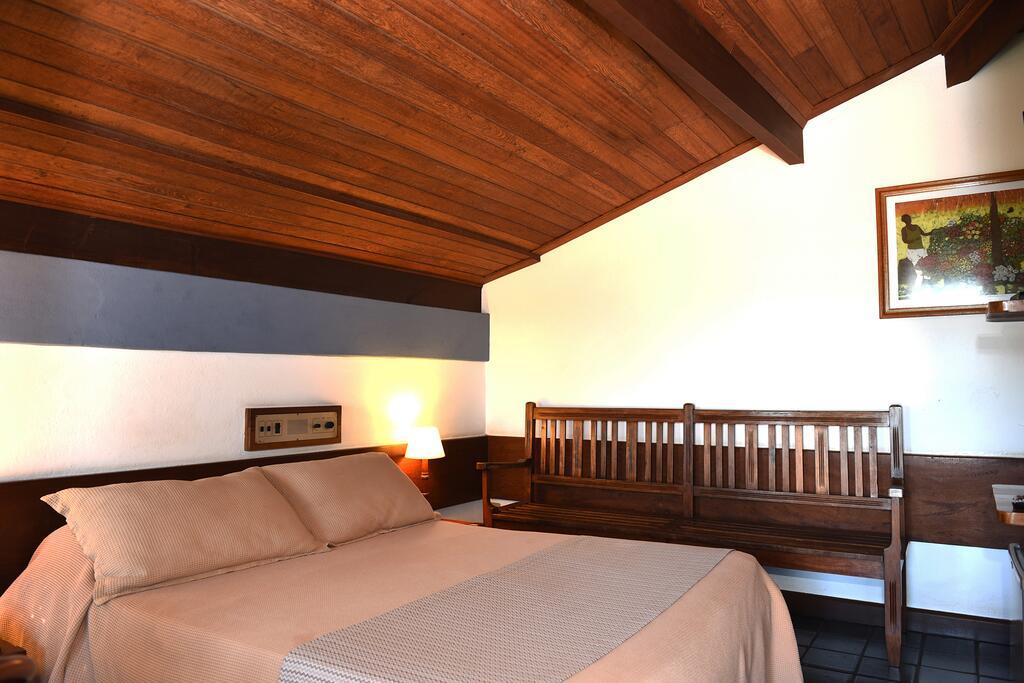 Quarto do Hotel Catharina Paraguaçu em Salvador
