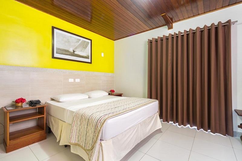 Quarto do Quinta do Sol Lite Praia Hotel em Porto Seguro
