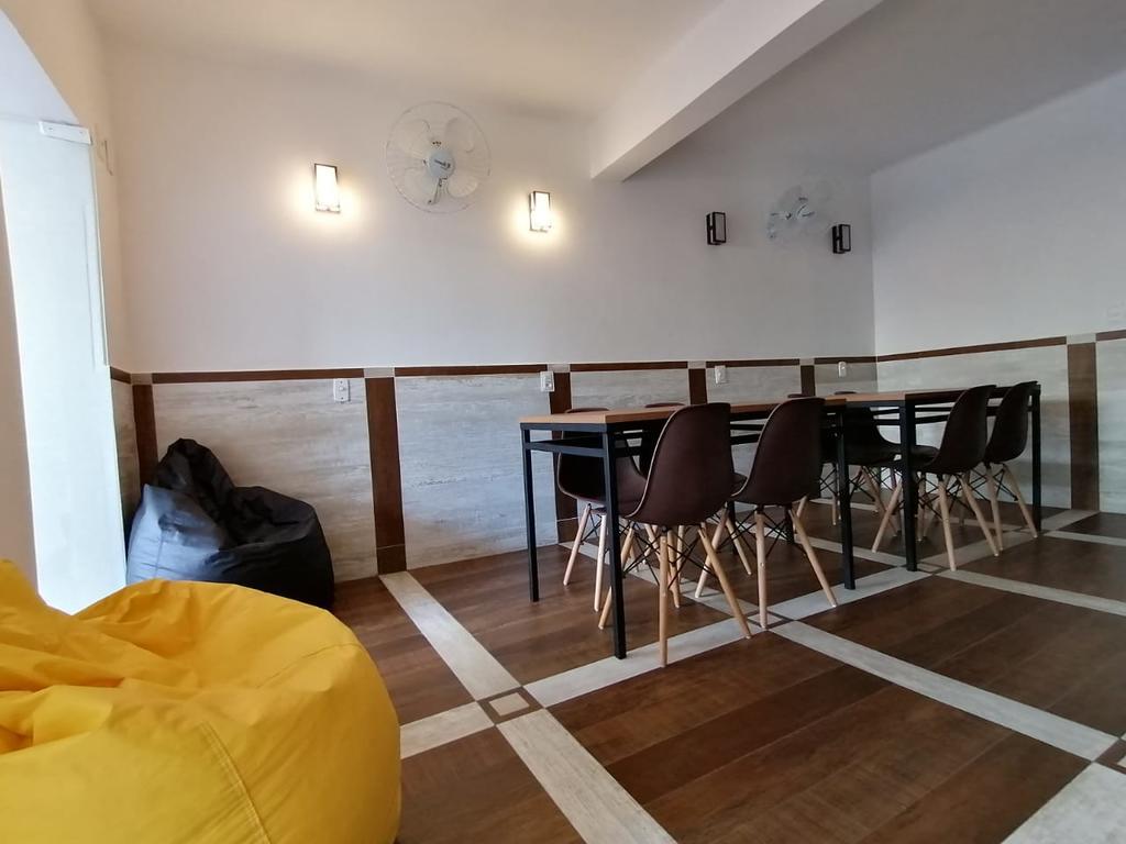 Sala do Bahia Pelô Hostel