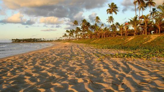 Praia em Camaçari