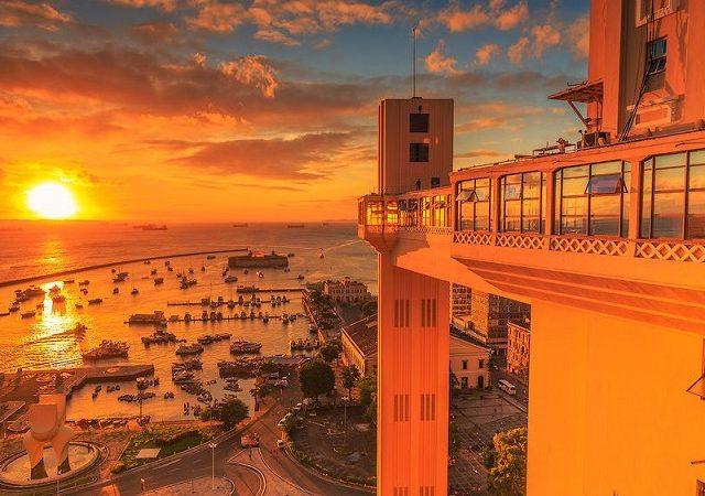 Destinos mais turísticos na Bahia