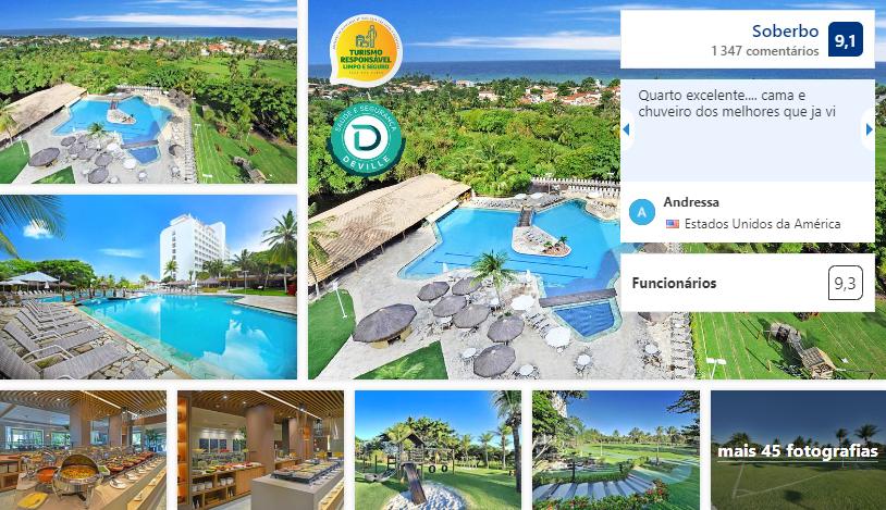 Hotel Hotel Deville Prime Salvador