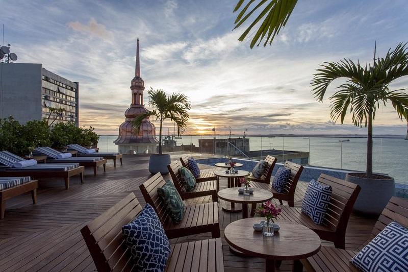 Hotel de luxo em Salvador