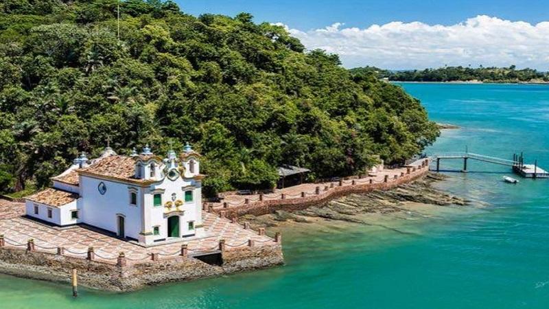 Passeios pela Ilha dos Frades em Salvador