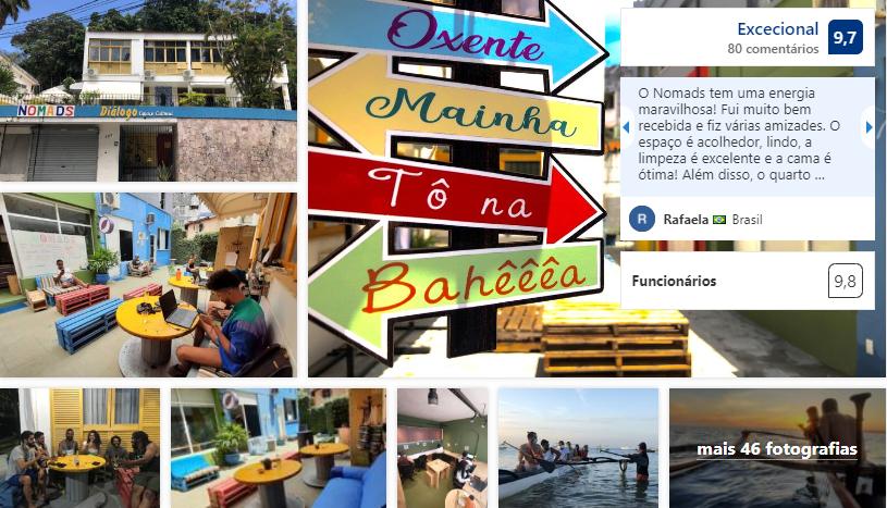 Nomads Hostel Multicultural