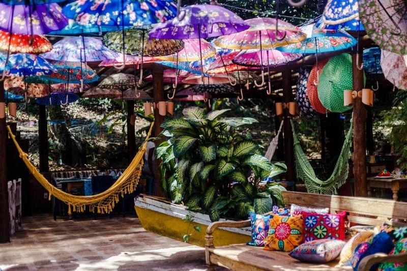 Restaurante Preta em Ilha dos Frades