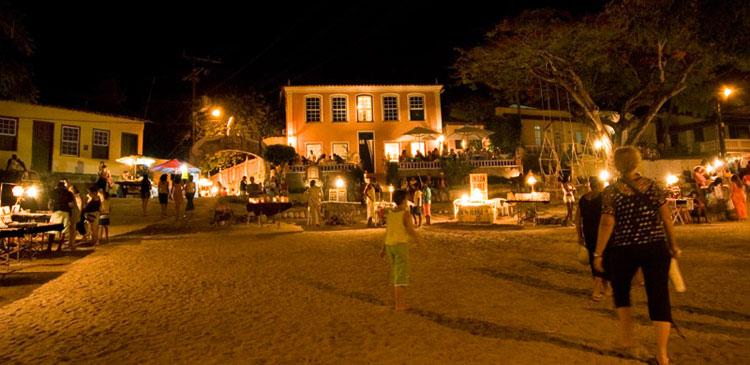 Noite na Bahia