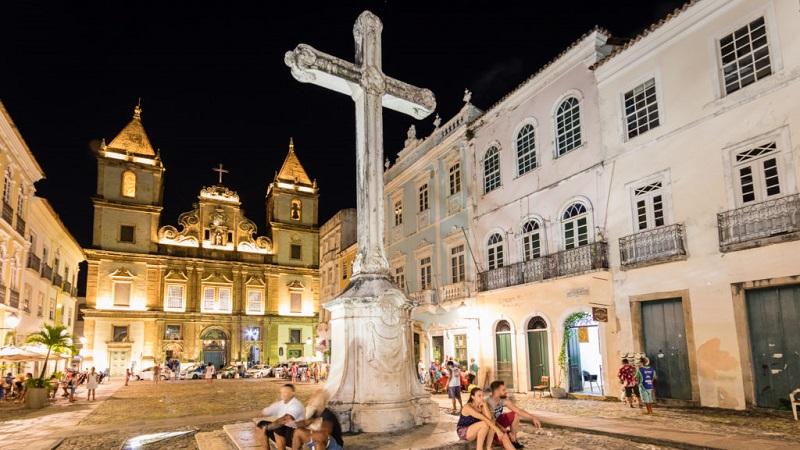 O que fazer à noite em Salvador