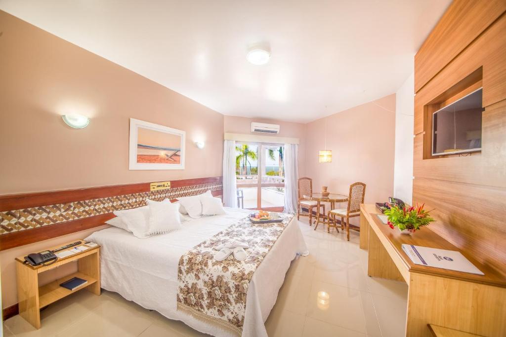 Quarto do Best Western Shalimar Praia Hotel