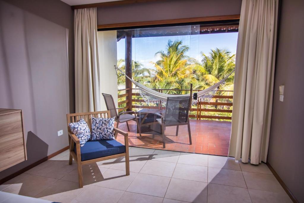 Quarto do La Torre Resort All Inclusive