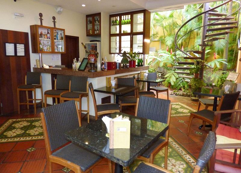 Restaurante Pelô Bistrô - Casa do Amarelindo