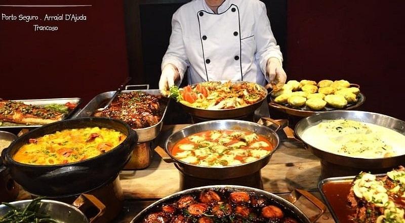 Melhores restaurantes em Porto Seguro
