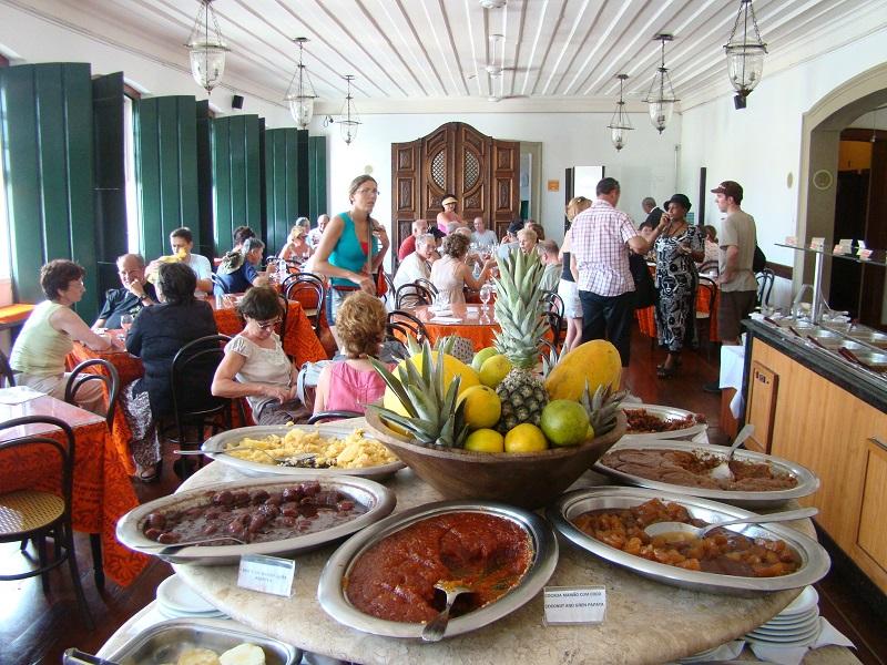 Restaurante Senac em Salvador
